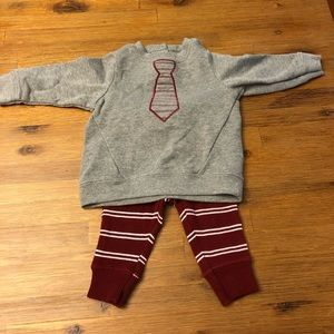 Adorable baby boy outfit!